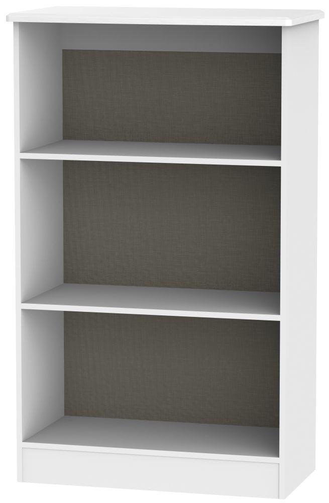 Victoria White Ash Bookcase