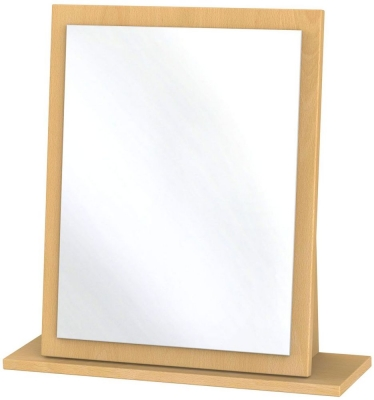 Warwick Beech Mirror - Small