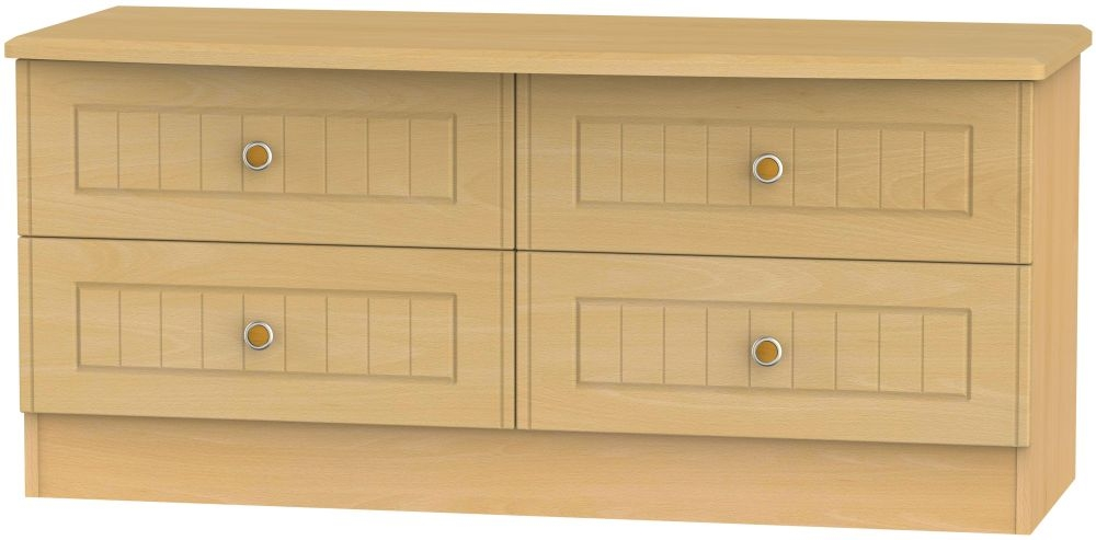 Warwick Beech Bed Box