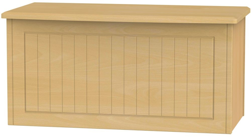 Warwick Beech Blanket Box