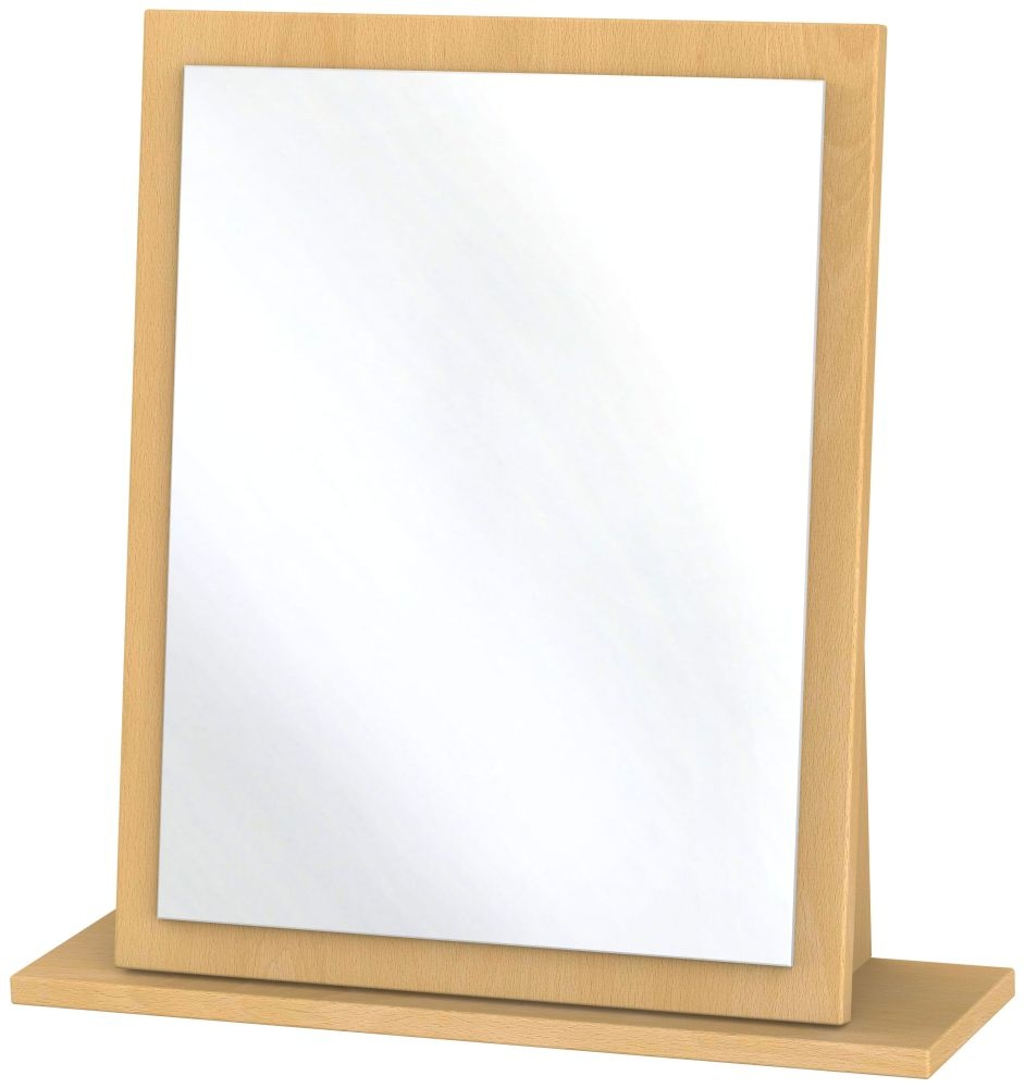 Warwick Beech Small Mirror