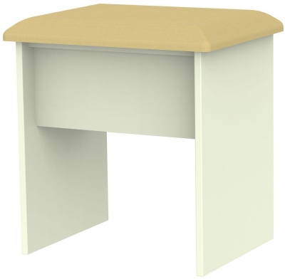 Warwick Cream Stool