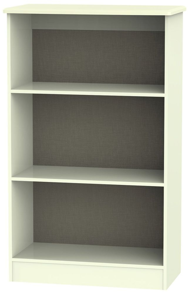 Warwick Cream Bookcase