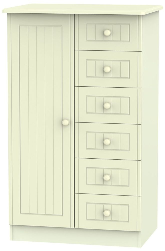 Warwick Cream Children Wardrobe