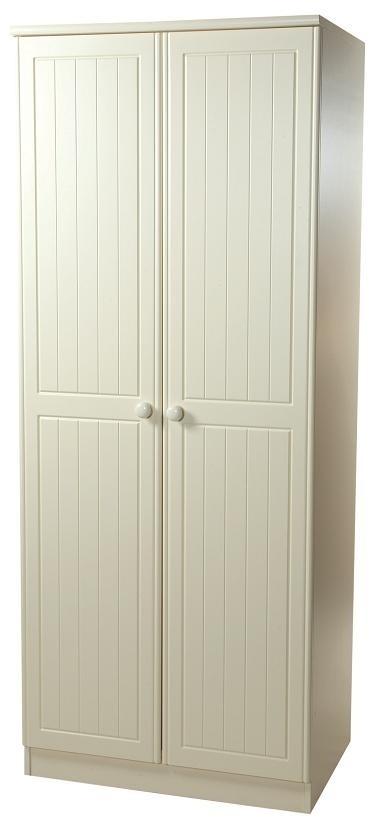 Warwick Tall 2ft 6in Plain Wardrobe WAR080