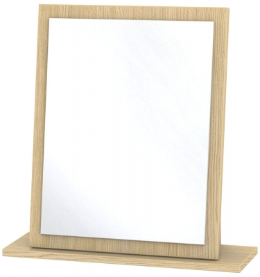 Warwick Oak Small Mirror