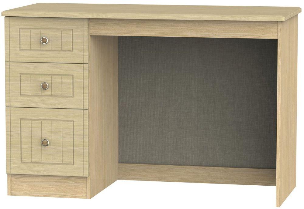 Warwick Light Oak Desk