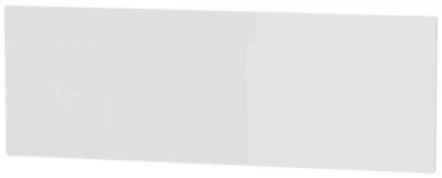 Clearance - Camden White Matt 5ft King Size Headboard - New - C-52