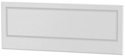 Clearance Pembroke White Headboard - 3ft Single - G377