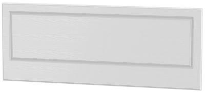 Clearance Pembroke White Headboard - 3ft Single - G379