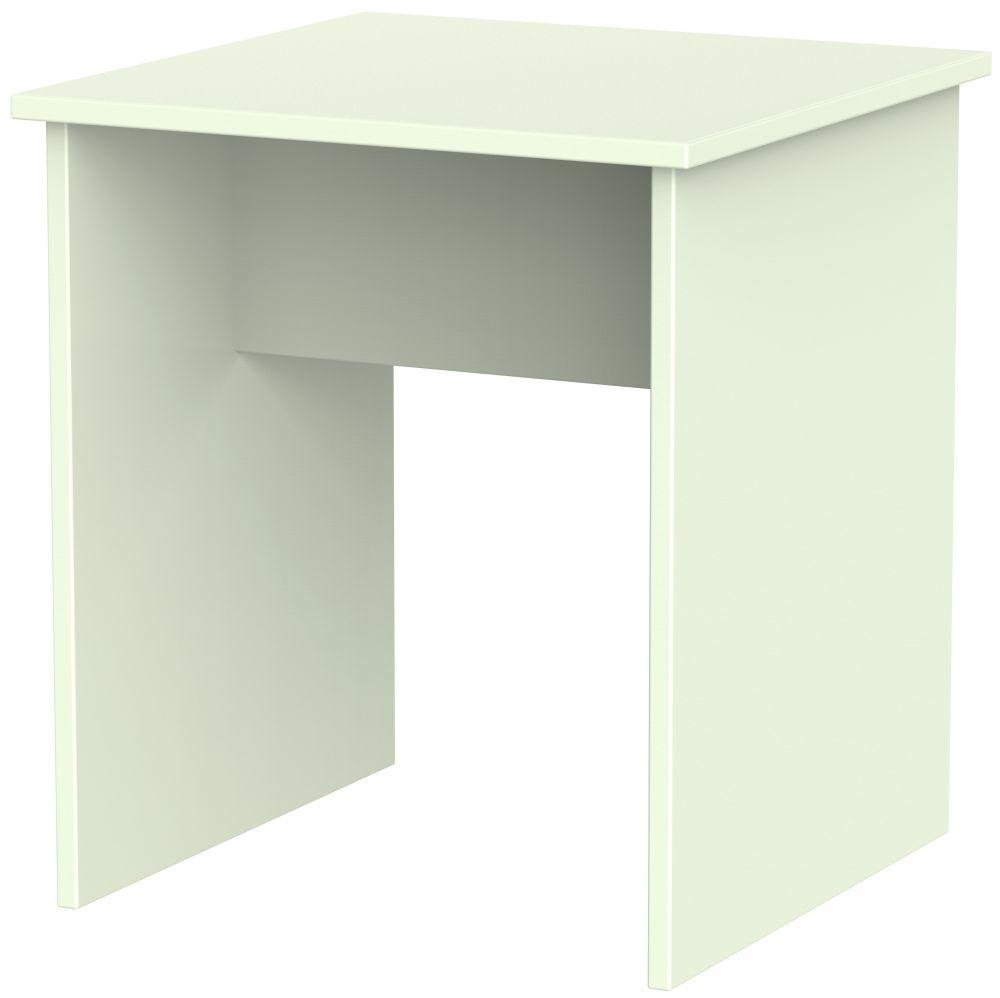 Buy Welcome Living Room Furniture Vanilla Lamp Table Online Cfs Uk
