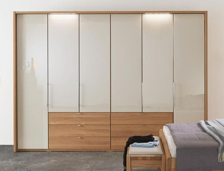 Wiemann Amato Bi-Fold-Panorama Door Wardrobe