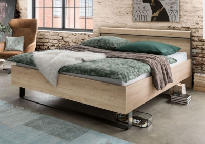 Wiemann Brussels Futon Bed with Wooden Headboard