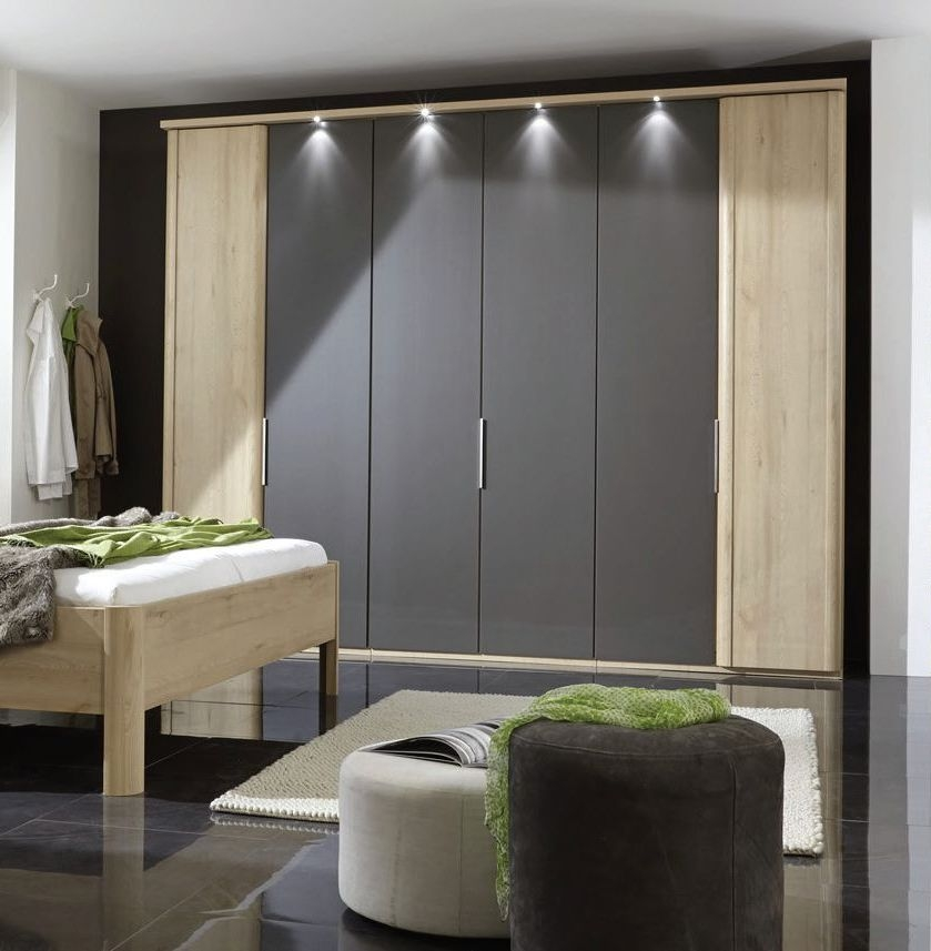 Wiemann Dallas Hinged Door Wardrobes without Cornice