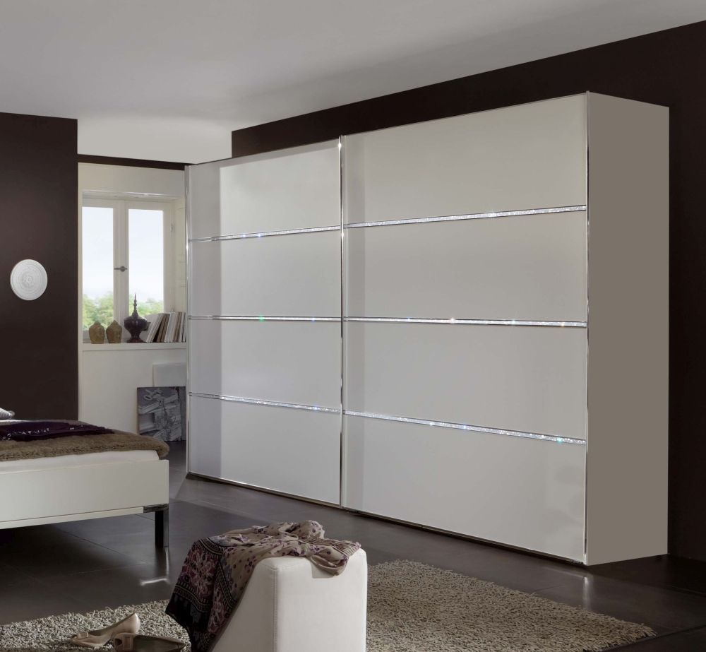 Wiemann Dubai Sliding Wardrobe without Cornice