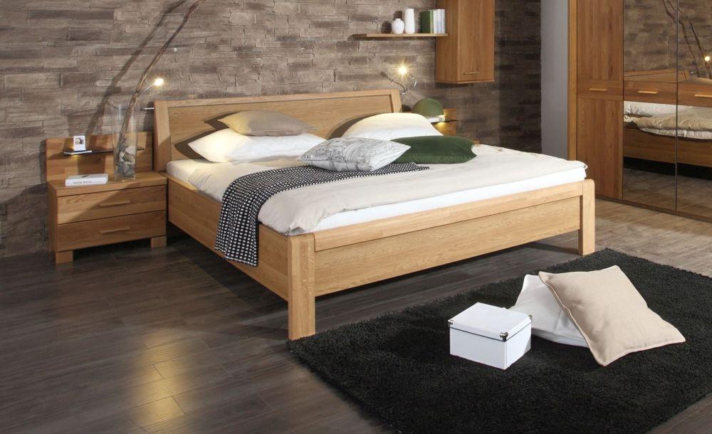 Wiemann Faro Semi Solid Oak Compact Bed