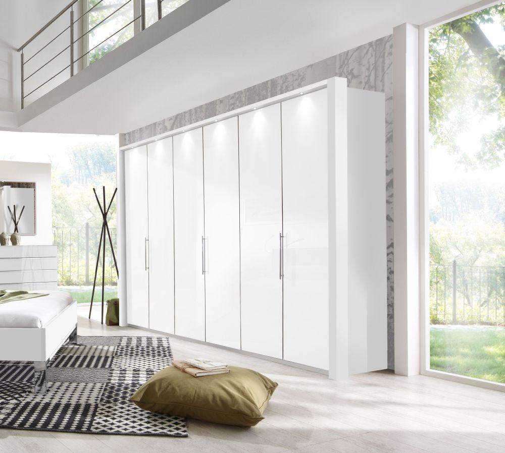Wiemann Loft Bi-Fold-Panorama Door Wardrobe