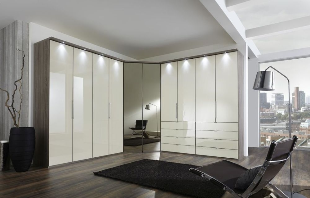 Buy Wiemann Loft Corner Wardrobe Online Cfs Uk CHOICEFURNITURESUPERSTORE