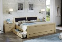 Wiemann Luxor 3+4 Comfort Bed for Overbed Unit