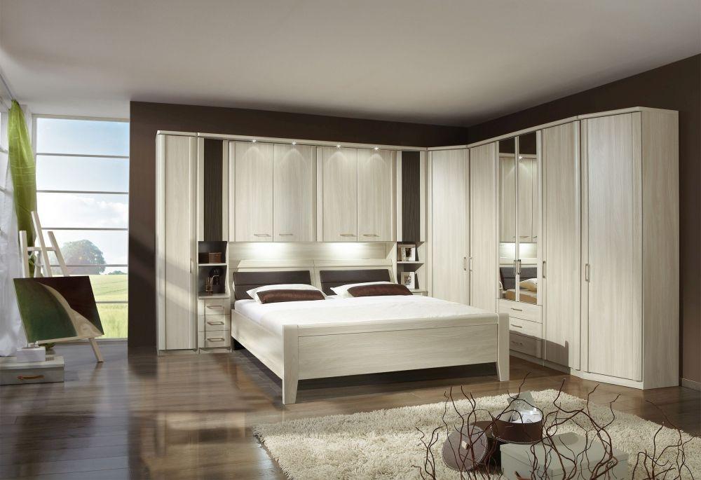 buy wiemann luxor 3 4 overbed unit individual elements online cfs uk. Black Bedroom Furniture Sets. Home Design Ideas