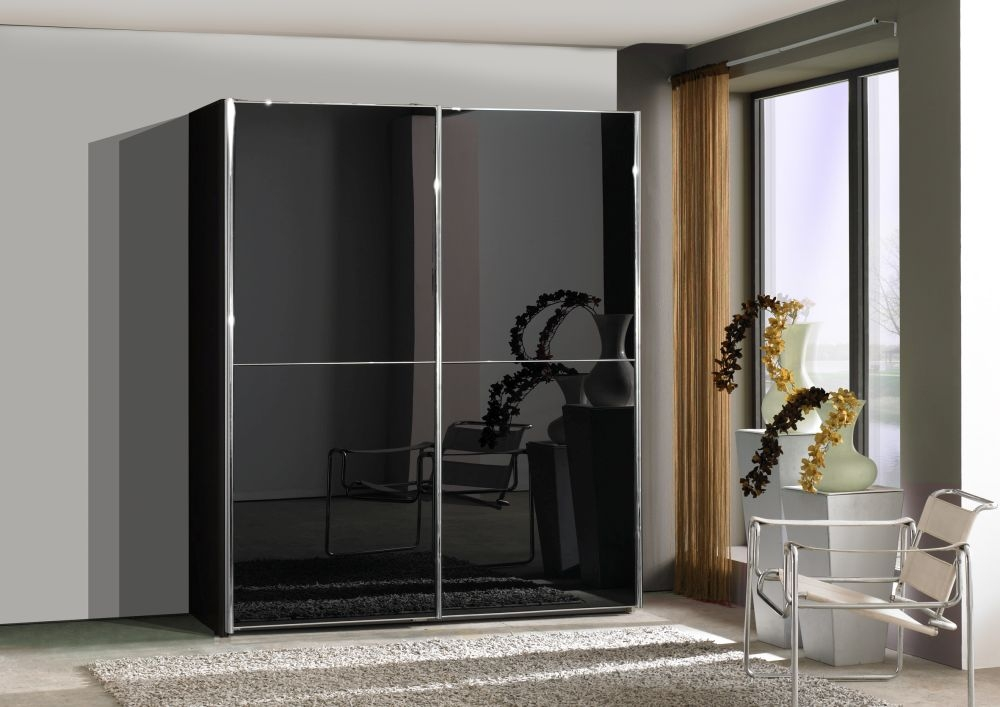 Wiemann Miami2 Sliding Wardrobe with 2 Panels