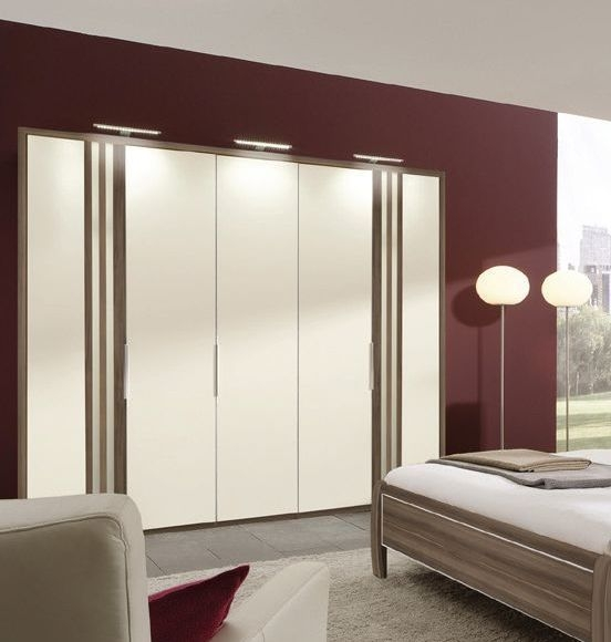 Wiemann Santos Wardrobe with Alpine White Front