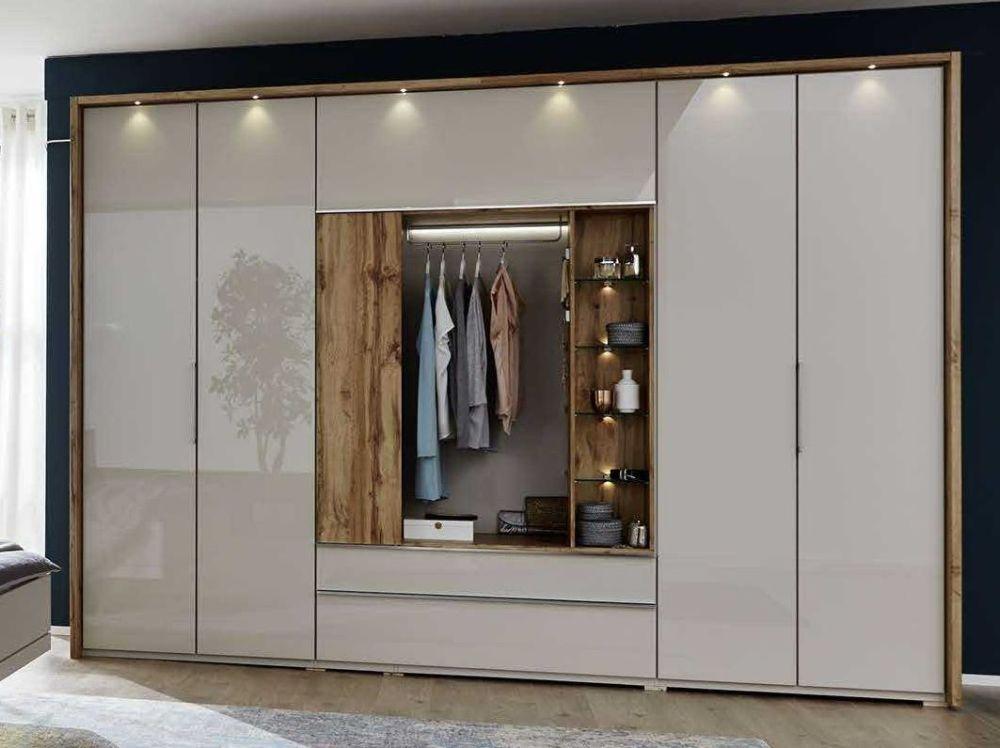 Wiemann Sita Bi-Fold Panorama Door Functional Wardrobe