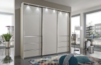 Wiemann VIP Malibu Sliding Wardrobe with Carcase Color Front