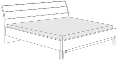 Wiemann VIP Multiplus2 Futon Bed