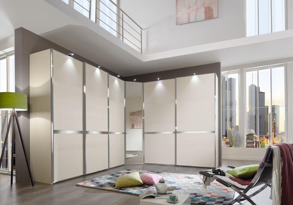 Wiemann VIP New York Corner Wardrobe