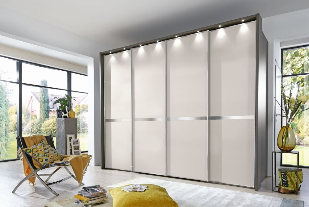 Wiemann VIP New York Walk-in Sliding Wardrobe