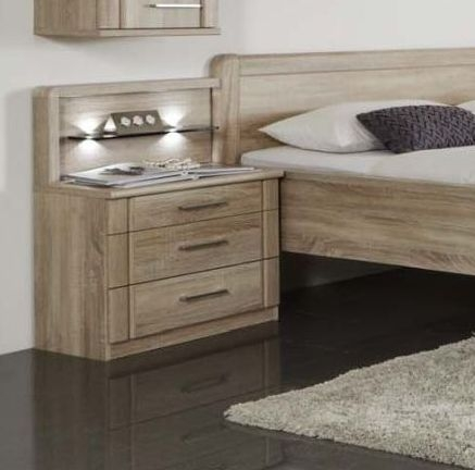 Wiemann Valencia 5 Drawer Chest in Rustic Oak