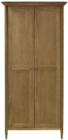 Willis and Gambier Angelique 2 Door Ladies Double Wardrobe