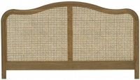 Willis and Gambier Angelique Rattan Headboard