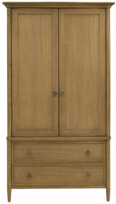 Willis and Gambier Angelique 2 Door 2 Drawer Double Wardrobe