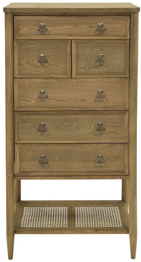 Willis and Gambier Angelique 6 Drawer Tall Boy