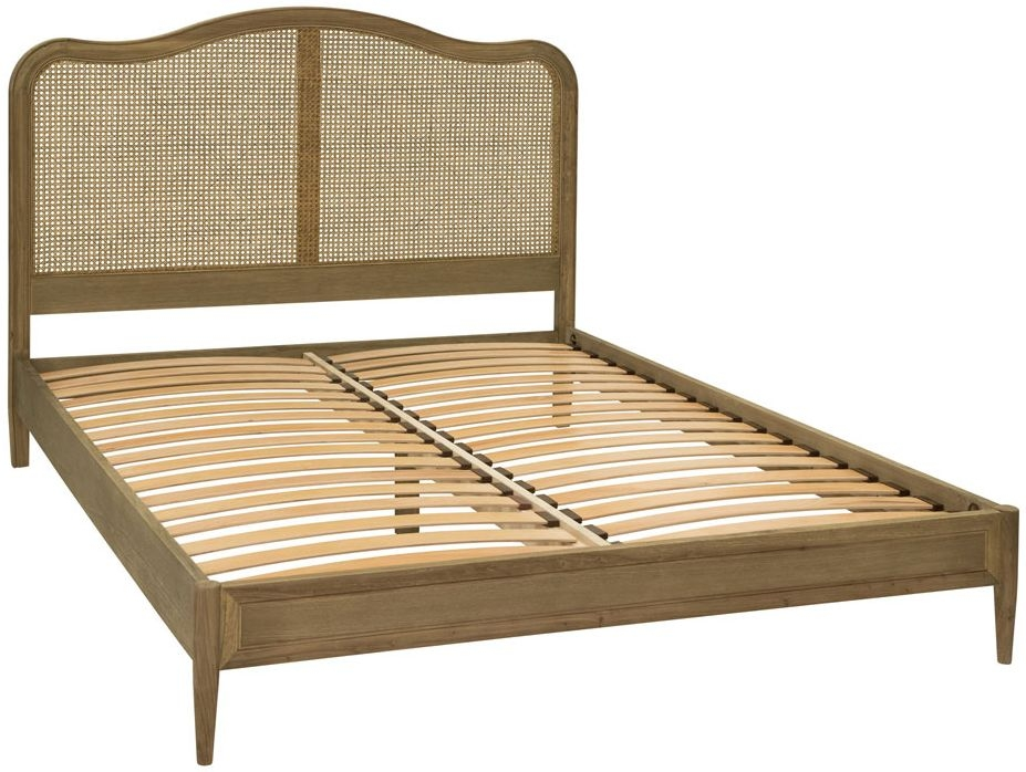 Willis and Gambier Angelique Low Foot End Rattan Bed