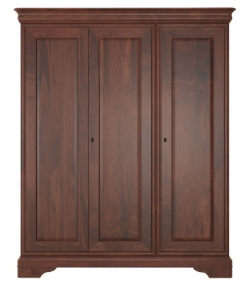 Willis and Gambier Antoinette 3 Door Triple Wardrobe