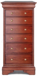 Willis and Gambier Antoinette 6 Drawer Tallboy Chest