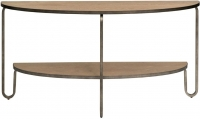 Willis and Gambier Camden Half Oval Console Table