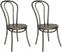 Willis and Gambier Camden Side Chair (Pair)