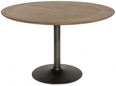 Willis and Gambier Camden Round Dining Table - 122cm