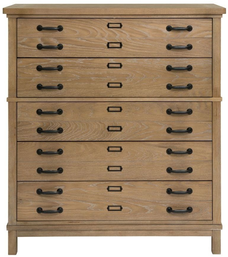 Willis and Gambier Camden 5 Drawer TV Unit