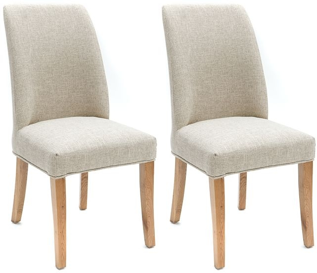 Willis and Gambier Camden Pinner Chair (Pair)