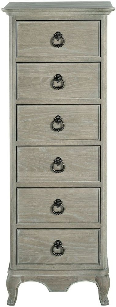 Willis and Gambier Camille 6 Drawer Tallboy