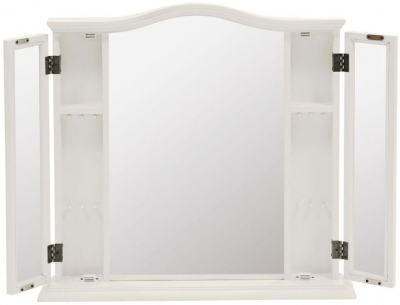 Willis and Gambier Chantilly Painted Dressing Mirror