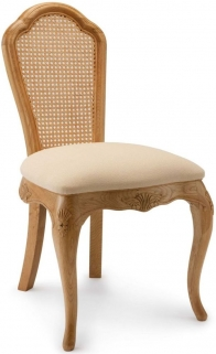 Willis and Gambier Charlotte Oak Bedroom Chair