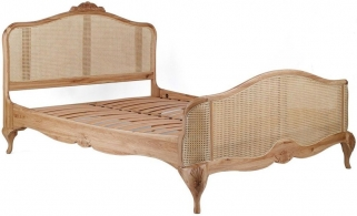 Willis and Gambier Charlotte Oak Bedstead