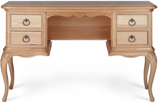 Willis and Gambier Charlotte Oak Dressing Table