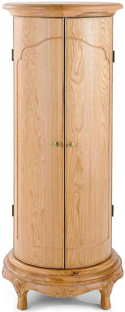 Willis and Gambier Charlotte Oak Storage Cabinet